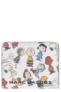 Peanuts x Marc Jacobs - Micro leather wallet, Wallets Marc Jacobs woman