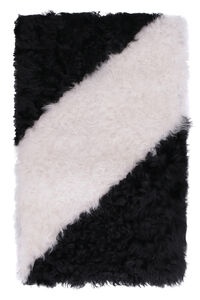 Shearling maxi scarf, Scarves MCM woman