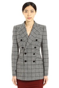 Prince of Wales double breasted blazer, Blazers Dolce & Gabbana woman