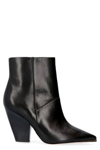 Lila leather ankle boots, Ankle Boots Tory Burch woman