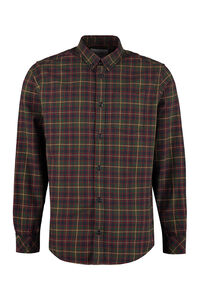 Huffman checked cotton shirt, Checked Shirts Carhartt man