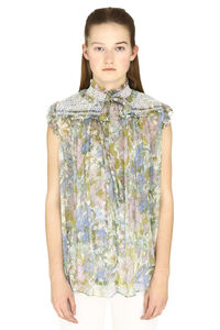 Printed silk top, Tanks and Camis Zimmermann woman