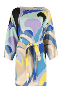 Printed mini dress, Printed dresses Emilio Pucci woman