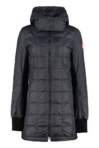 Ellison hooded down jacket, Down Jackets Canada Goose woman