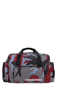 Nylon duffle bag, Luggage & Travel Dsquared2 man