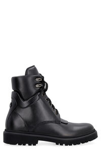 Patty leather ankle boots, Ankle Boots Moncler woman