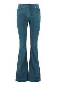 5-pocket bootcut jeans, Flared Jeans Etro woman