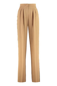 Silk trousers, Wide leg pants Max Mara woman