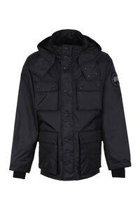 Multi-pocket jacket, Raincoats And Windbreaker Junya Watanabe Comme des Garçons Man man