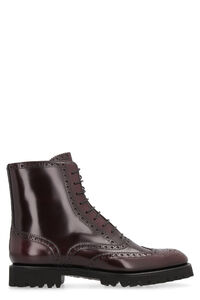 Cammy leather brogue shoes, Ankle Boots Church's woman