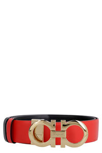 Leather belt with buckle, Belts Salvatore Ferragamo woman