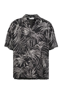 Printed short sleeved shirt, Short sleeve Shirts Saint Laurent man