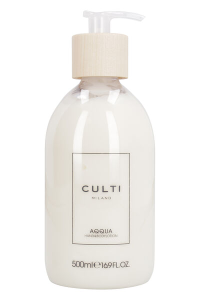 Welcome Aqqua Hand and Body lotion, 16.9oz