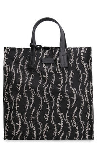 Tote bag in nylon, Tote Salvatore Ferragamo man