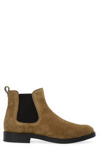 Suede Chelsea boots, Ankle Boots Tod's woman