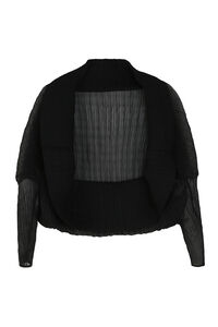 Vesuvi2 pleated shrug, Cardigan Max Mara woman
