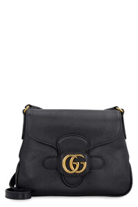 Leather mini crossbody bag, Shoulderbag Gucci woman