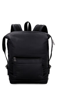 Leather backpack, Backpack Bottega Veneta man
