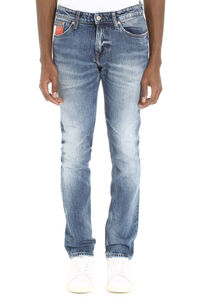 Scanton Heritage slim fit stretch jeans, Slim jeans Tommy Jeans man