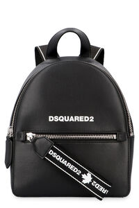 Dsquared2 Tape leather backpack, Backpack Dsquared2 woman