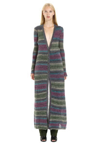 Striped long cardigan, Cardigan Jacquemus woman