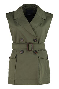 Galvano sleeveless jacket, Blazers S Max Mara woman