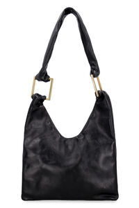 Ava leather tote, Tote bags BY FAR woman