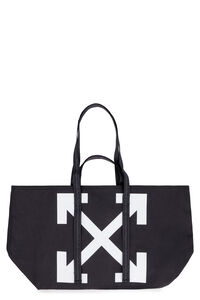 Canvas tote bag, Tote bags Off-White woman