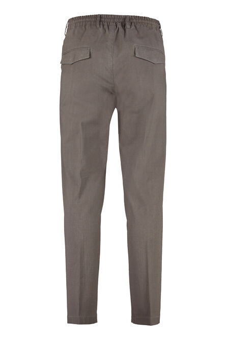 Wool trousers, Casual trousers Eleventy man