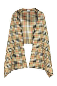 Padded cape, Burberry Burberry woman