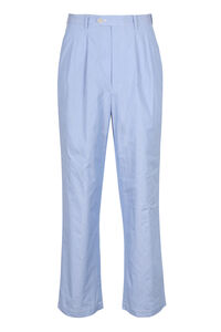 Printed cotton trousers, Casual trousers Junya Watanabe Comme des Garçons Man man