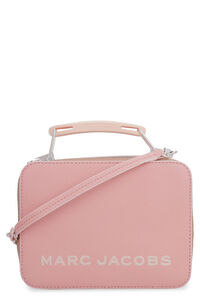 The Box Bag three-colors leather shoulder bag, Shoulderbag Marc Jacobs woman