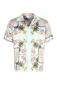 Printed short sleeve shirt, Short sleeve Shirts SSS World Corp. man