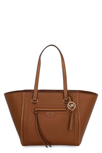 Carine pebbled leather medium tote, Tote bags MICHAEL MICHAEL KORS woman