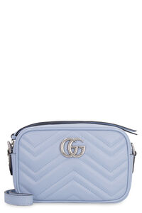 GG Marmont quilted leather camera-bag, Shoulderbag Gucci woman