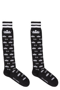Cotton socks, Socks Dolce & Gabbana man