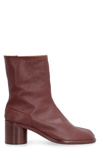 Tabi leather ankle boots, Ankle Boots Maison Margiela woman