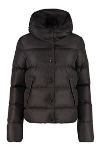 Lenar hooded down jacket, Down Jackets Moncler woman