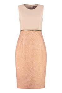 Aguzze sheath dress, Midi dresses Max Mara Studio woman