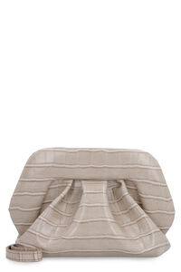 Gea faux leather clutch, Clutch The Moirè woman