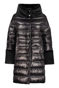 Snap button fastening down jacket, Down Jackets Herno woman