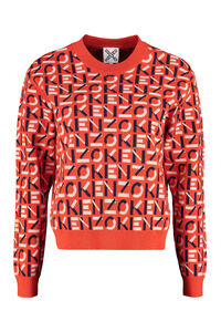 Jacquard sweater, Crew neck sweaters Kenzo woman