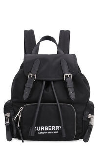 The Rucksack small nylon backpack, Backpack Burberry woman