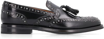 Tamaryn leather loafers