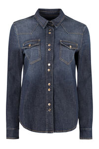 Caroline denim shirt, Shirts Pinko woman