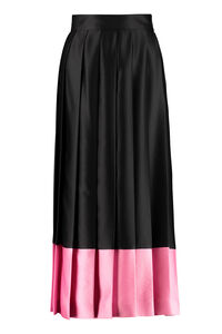 Pleated midi skirt, Pleated skirts MSGM woman