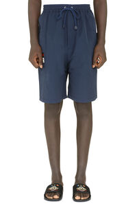 Techno fabric bermuda-shorts, Shorts Gucci man