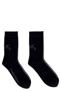 Polycotton short socks, Socks A-COLD-WALL* man