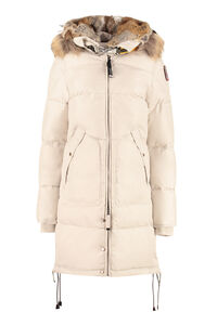 Long Bear hooded parka, Down Jackets Parajumpers woman