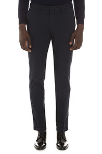 Stretch cotton chino trousers, Casual trousers BOSS man